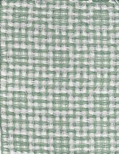 Deflected DW scarf off loom